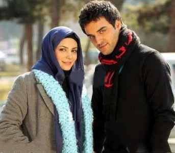 عکسی از لیندا کیانی کنار همسرش | WwW.BestBaz.RozBlog.Com