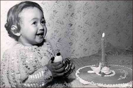 3 عکس اختصاصی از کودکی نیکی کریمی | WwW.BestBaz.RozBlog.Com