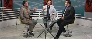 دانلود کلیپ درگیری لفظی بهداد سلیمی و کوروش باقری در برنامه زنده | WwW.BestBaz.IR