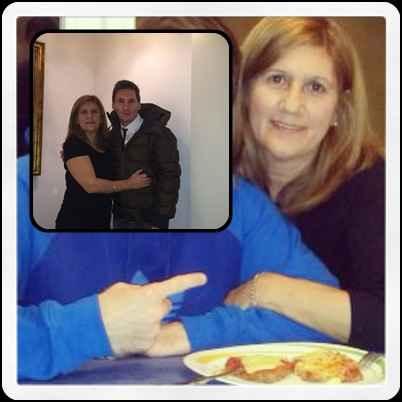 عکسهای لیونل مسی و مادرش | WwW.BestBaz.IR