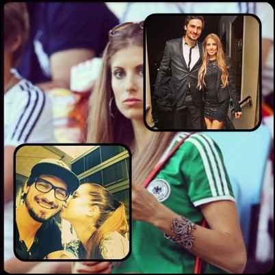 عکسهای مت هوملز و دوست دخترش | WwW.BestBaz.IR