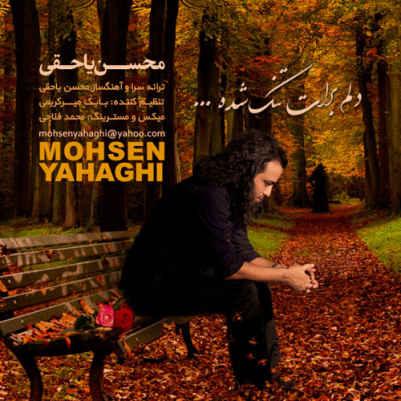 متن آهنگ دلم برات تنگ شده از محسن یاحقی | WwW.BestBaz.IR
