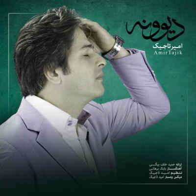 متن آهنگ دیوونه از امیر تاجیک | WwW.BestBaz.IR