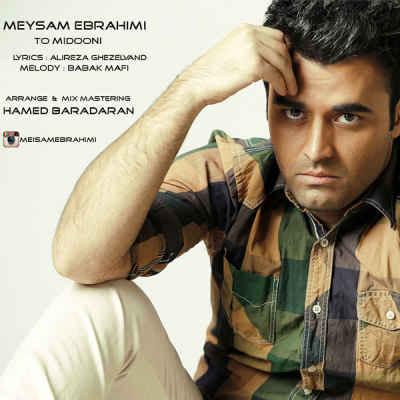 دانلود آهنگ تو میدونی از میثم ابراهیمی | WwW.BestBaz.IR